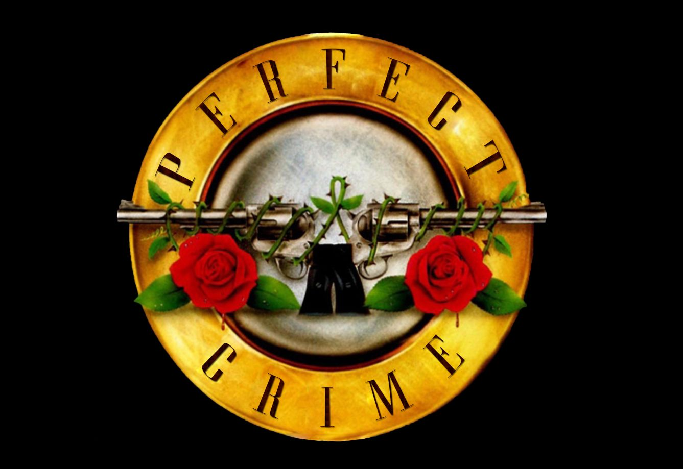 10 Perfect Crime Logo b